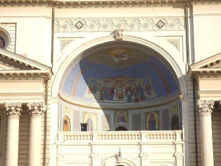 Catedrala Mitropolitana Iasi Romania Metropolitan Cathderal Christian Orthodox romanian churches