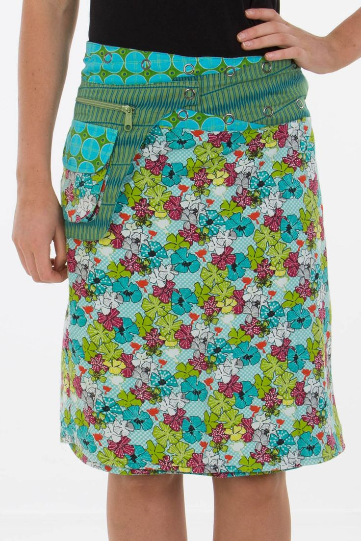 Boom Shankar 50s dresses Rosanna Long Skirt - Womens Knee Length Skirts at Birdsnest Women's Fashion