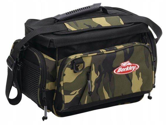 Torba Spinningowa Berkley Camo Shoulder Bag Bags Shoulder Bag Camo