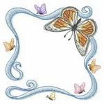 Butterfly Frames