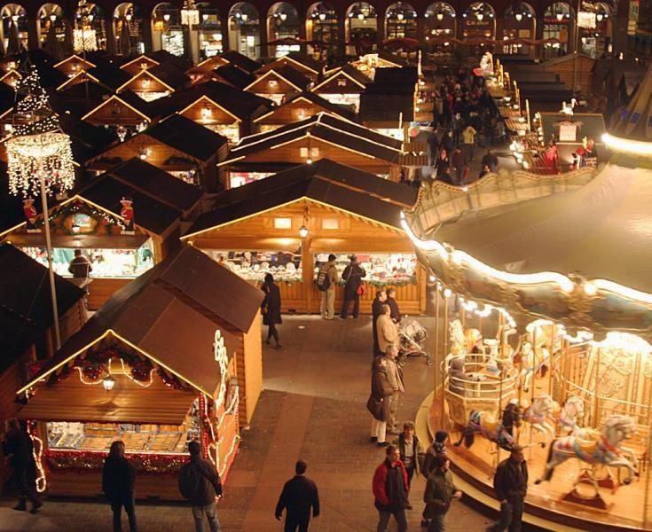 Marché de Noël à Toulouse - France ❤ ℒℴvℯly