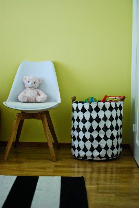 DecoDreamer's Diary: Elodie Details' toy storage bag
