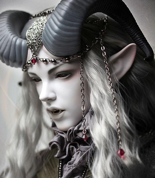 Fantasy | Whimsical | Strange | Mythical | Creative | Creatures | Dolls | Sculptures | Senior - Fantasy Claude, The Addiction