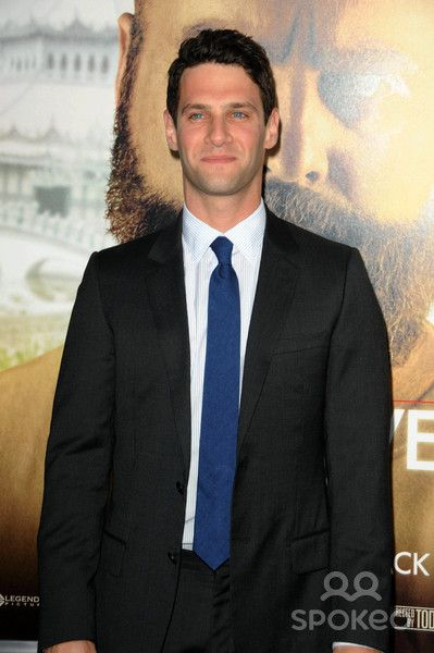 Justin Bartha for the ...
