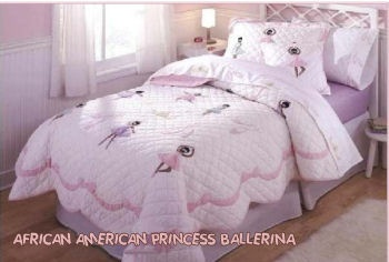 Bedding Ballerina And African Americans On Pinterest