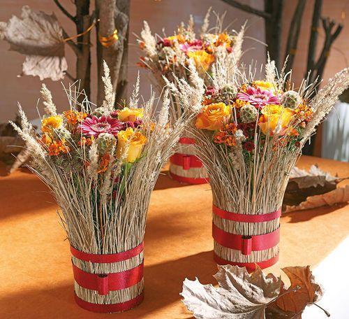 PRAXIS-Ausgabe 5/2013: Floristik-Ideen mit Herbstblumen