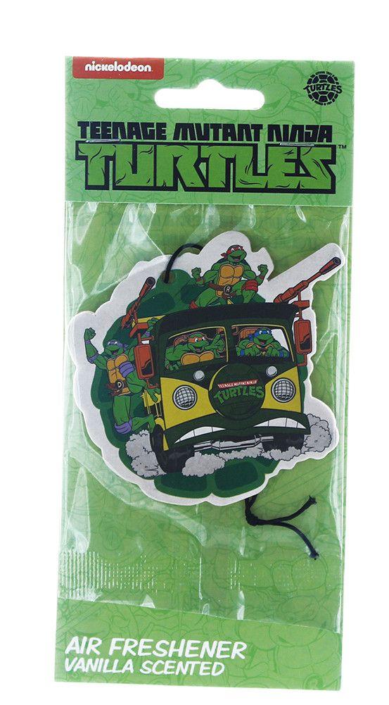 Teenage Mutant Ninja Turtles Van Air Freshener
