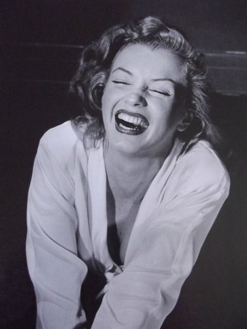 1000+ images about LAUGHING OUT LOUD on Pinterest ... Marilyn Monroe Laughing Pictures Tumblr