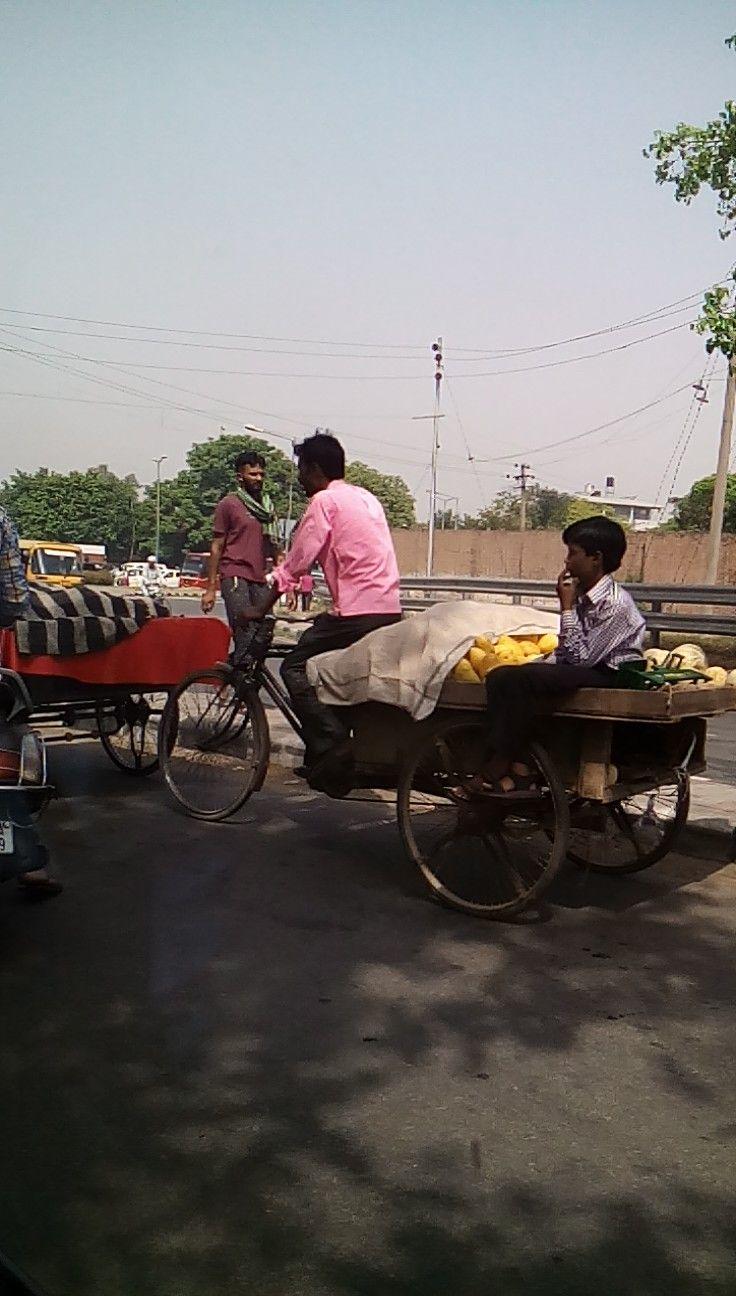 Chandigarh, India. May 2015