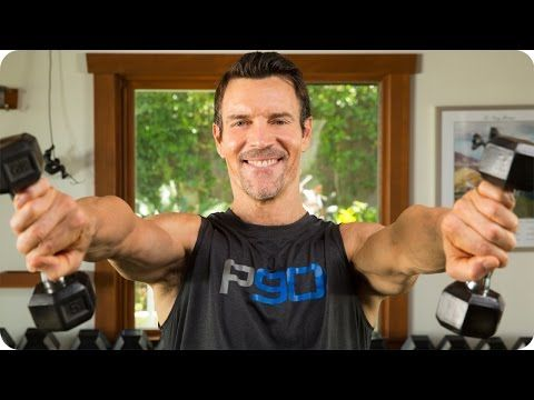Free Shoulder Rehab Exercises from Tony Horton -  could this get me back in a kayak???