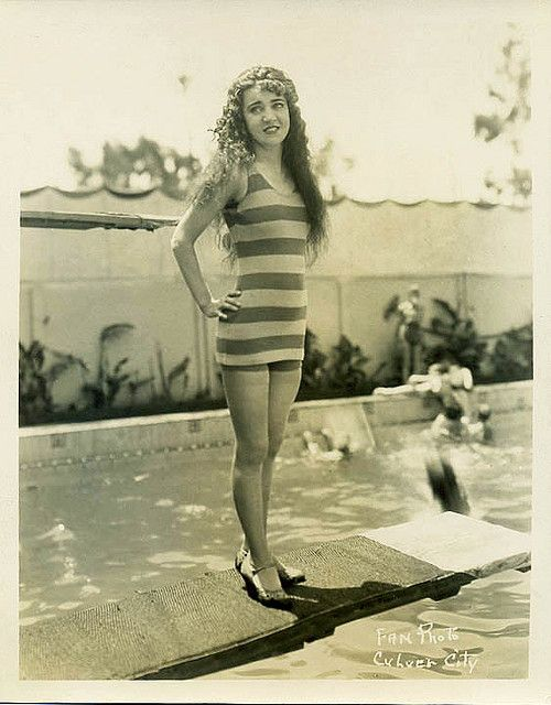 Vintage Bathing Beauties Belles from Late 19th Century to 1930's