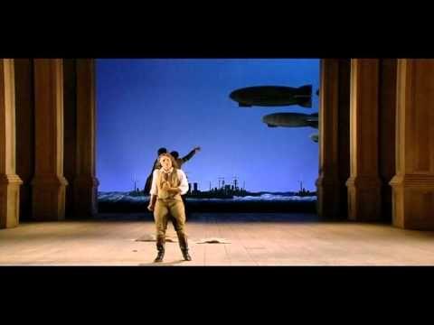 The amazing Danielle de Niese as Cleopatra. Händel, Georg Friedrich (1685 - 1759) - Giulio Cesare, HWV 17 - Aria 'Da tempeste' - Danielle De Niese [Soprano]; Orchestra of the Age of Enlightenment; William Christie [Conductor]; David McVicar [Director] for Glyndebourne.