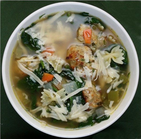 Italian Wedding Soup Recipe With Images Soup Recipes Hearty Soup Recipes Wedding Soup