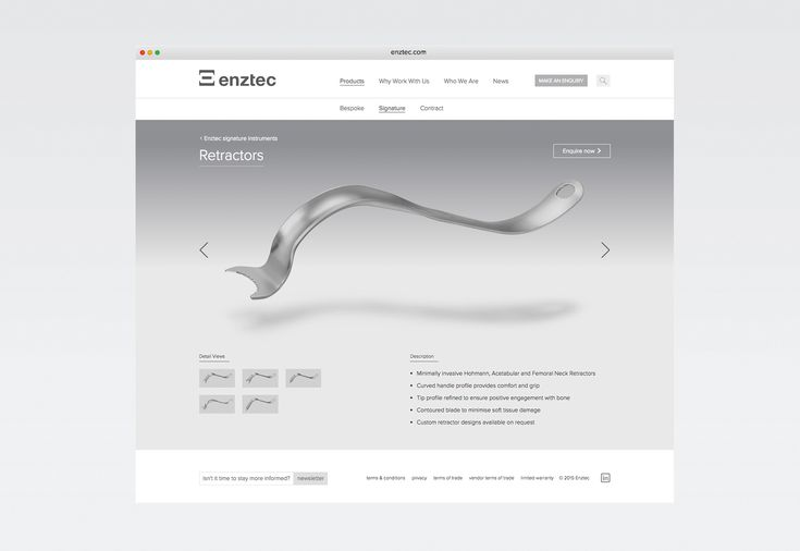 imagic creative agency - Enztec