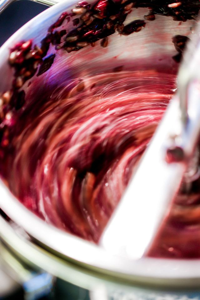 Kremser Weintraubenmarmelade / Red Grape Jam photo sandratauscher.com