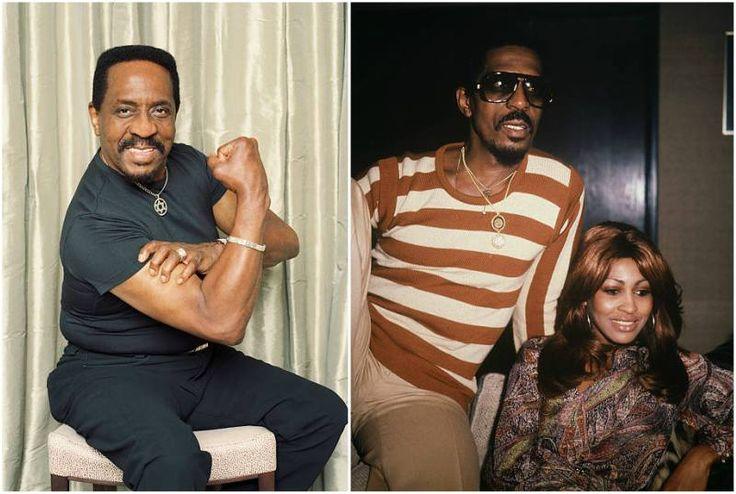 Tina Turner's then-husband Ike Turner