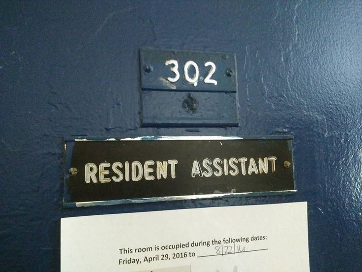 My First Semester As An RA #Odyssey #RA #residentassistant #college