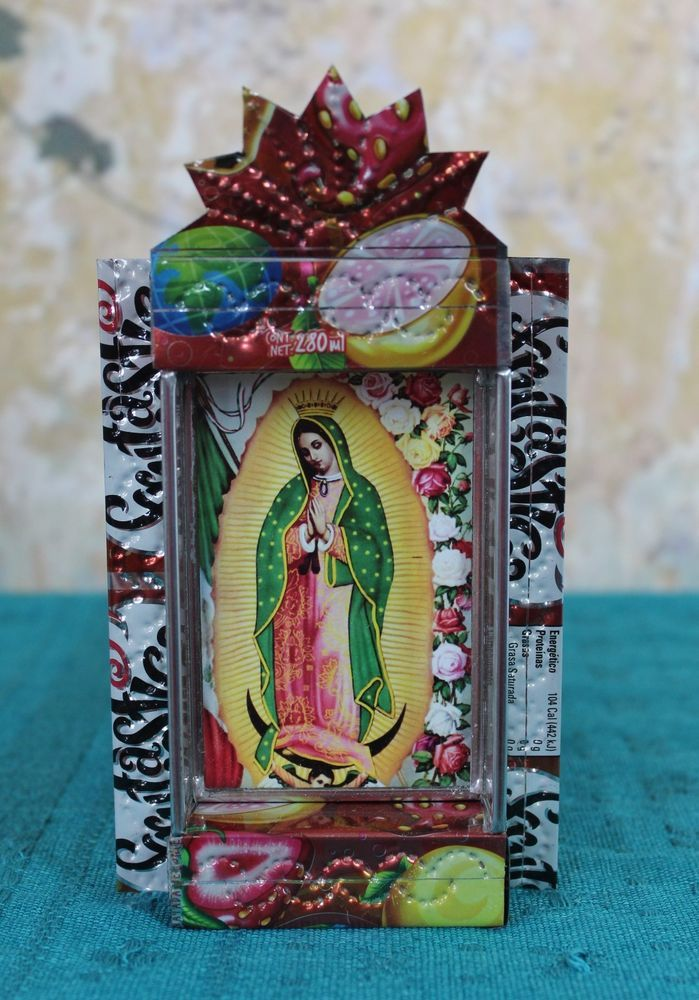 91 best images about guadalupe on pinterest pewter folk for Our lady of guadalupe arts and crafts