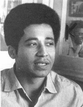 """George Jackson (américain, 1941-1971) – Activiste, membre du Black Panther Party (BPP) – Il était l'un des ''Soledad Brothers'', et le fondateur de la """"Black Guerrilla Family"""""""