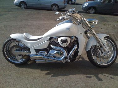 1000 Images About Suzuki M1800r Customized On Pinterest