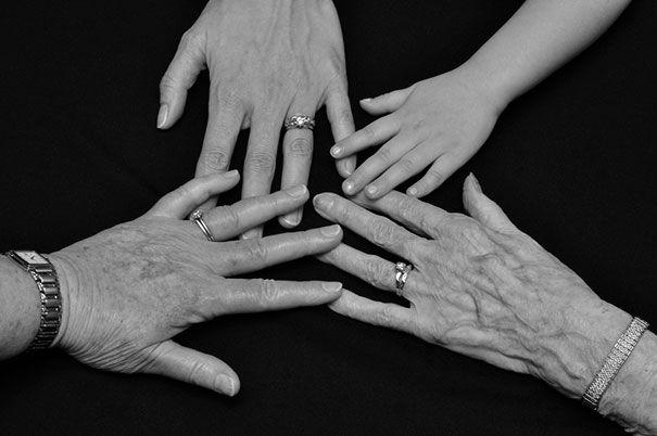 40 οικογενειακές φωτογραφίες που θα αγγίξουν την καρδιά σας - Τι λες τώρα;