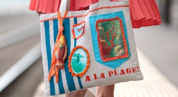 Vous aussi, découvrez notre atelier avec Cultura pour créer un magnifique sac de plage