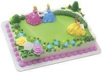 Safeway Disney Princess Garden Royalty Cake 33 99