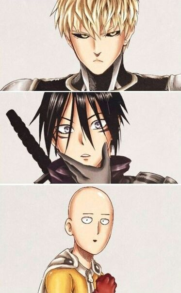 One punch man #1