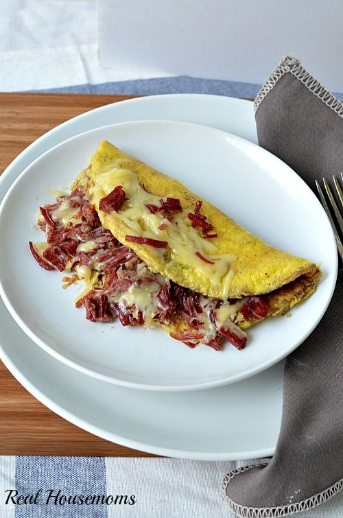 how to make an amazing omelet