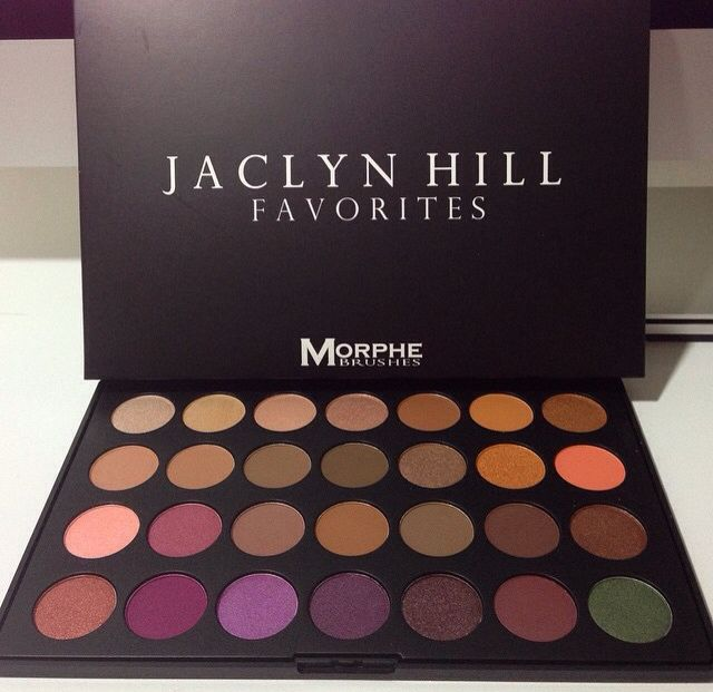 It's official.. Morphe Brushes and Jaclyn Hill have teamed up to create the Jaclyn Hill Favorites Palette. It will be available January 1st for pre-order. The cost is $27.99. Limited edition. Coupon codes apply.