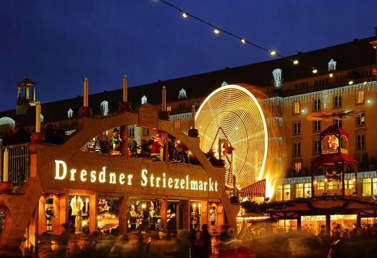 Dresden Weihnachtsmarkt - Dresden christmas market 18 http://blog.hrs.de/reiseziele/deutschland/alles-auser-gewohnlich-besondere-weihnachtsmarkte-in-deutschland/
