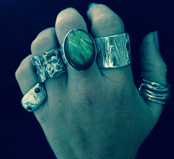 Como anillo al dedo   #ring #design #jewels