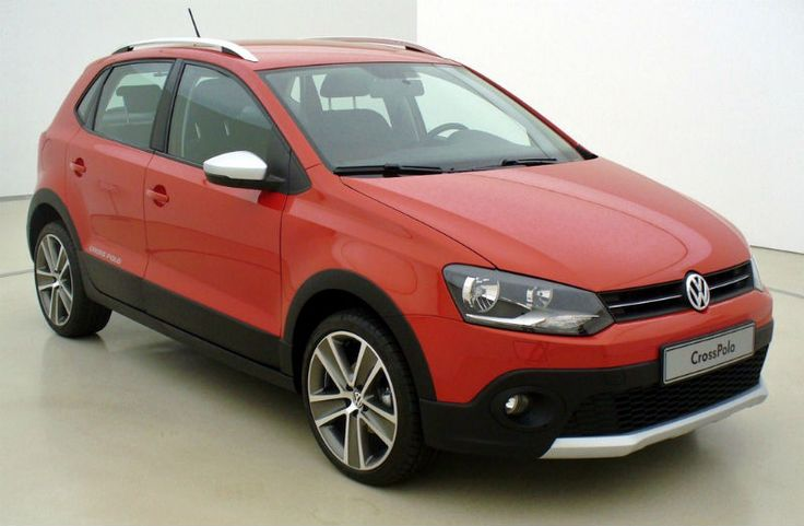 Volkswagen Cross Polo coming to Indian market