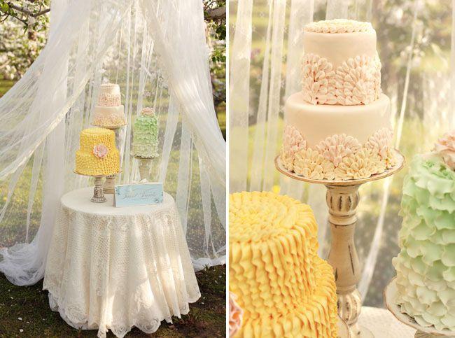 Anne of Green Gables Wedding Inspiration | Green Wedding Shoes Wedding Blog | Wedding Trends for Stylish + Creative Brides