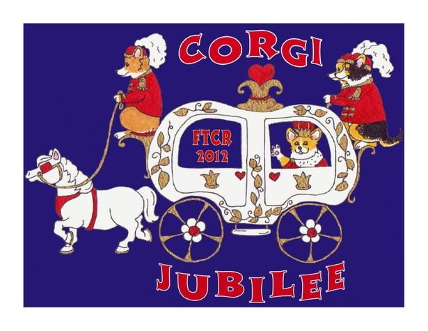 Faery Tails Corgi Rescue Corgi Jubilee