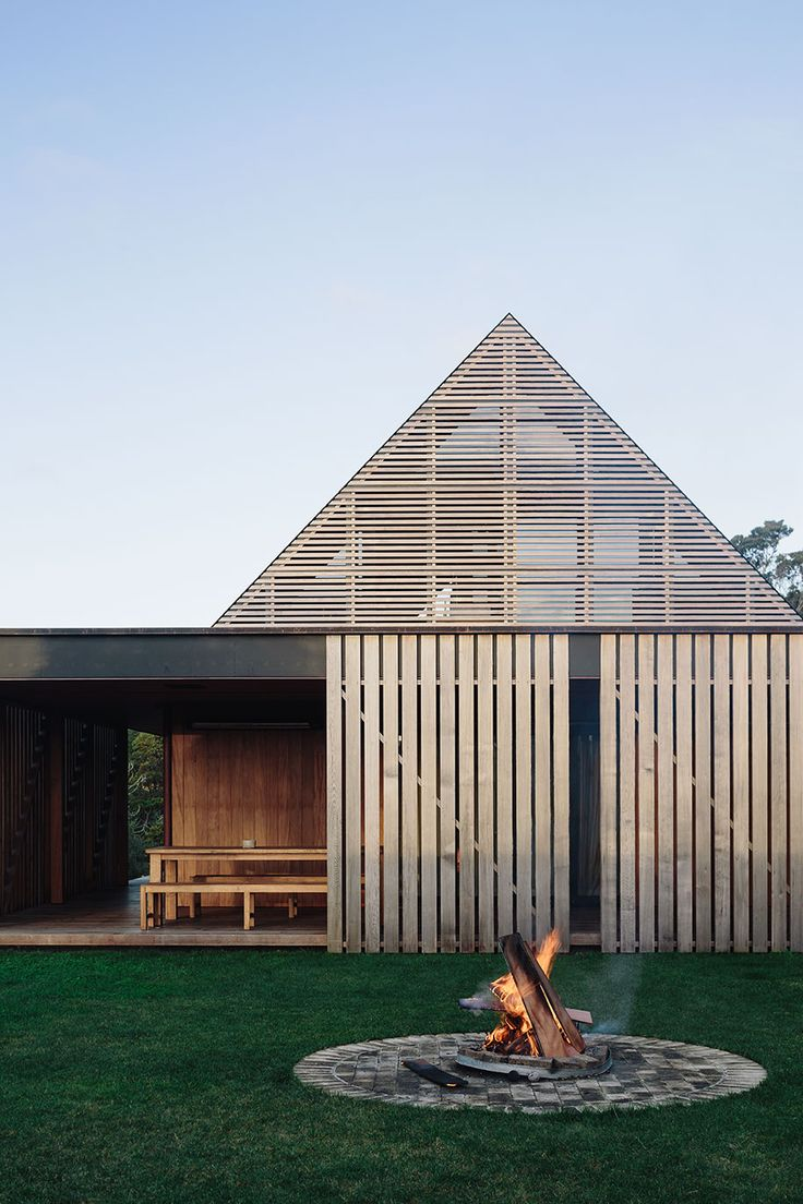Fearon Hay Architectsu0027 Timber Clad Forest House Reconnects To Its Rural  Roots In Auckland