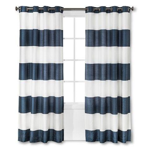 Threshold™ Bold Stripe 29.99-39.99 each panel  for dining room?