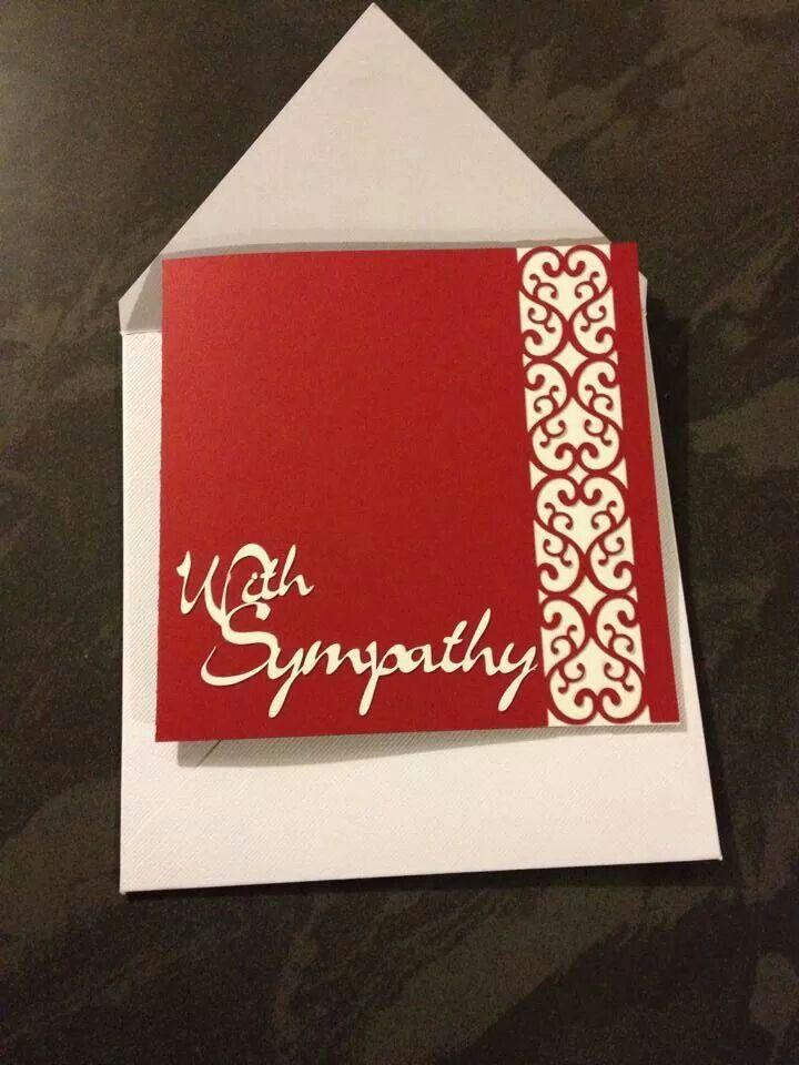 Cameo Symlathy Card