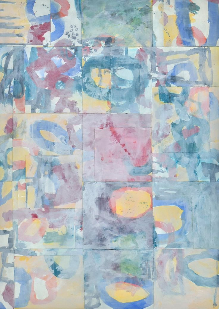 Deconstruction 6 / Dominique Lutringer #ART #Contemporary ART