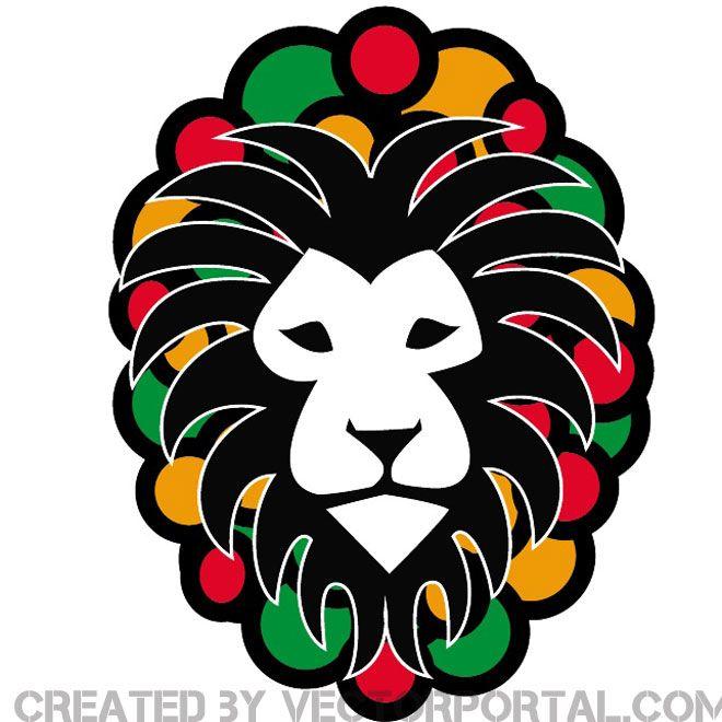 RASTA-LION-VECTOR-IMAGE