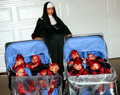 octuplets where are they now | Credit: TTA Media/Splash News Online