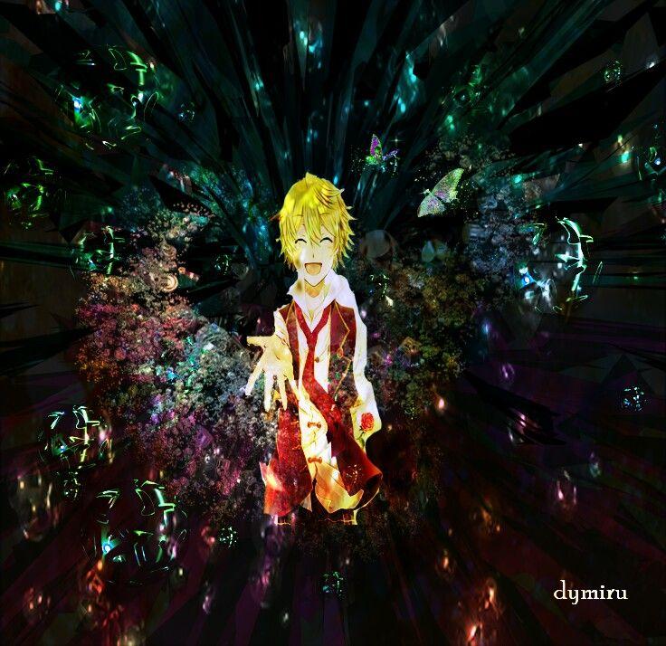 Please, stay with me . Oz Bezarius. Pandora Hearts. Render. C4D . Anime. pin it!