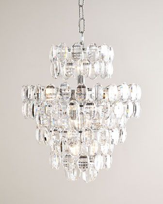 Exuberance Crystal Chandelier at Horchow.     http://www.horchow.com/Exuberance-Crystal-Chandelier/cprod107780001/p.prod?srccode=cii_13736960&cpncode=39-23777926-2&ecid=HCCIShoppingFeed&003=5841455&010=csku80090001