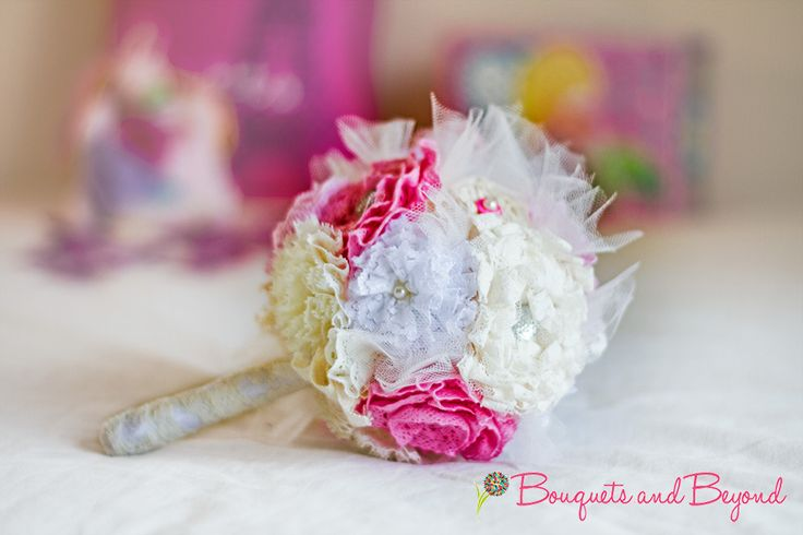Mini baby bouquet made for a new mother! Too cute. Made by Bouquets and Beyond