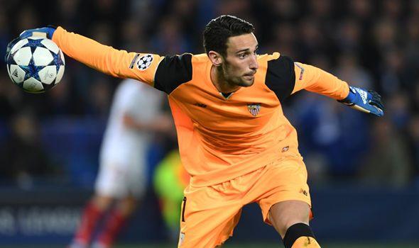 Liverpool want cut-price deal for Sevilla goalkeeper Sergio Rico - report - http://buzznews.co.uk/liverpool-want-cut-price-deal-for-sevilla-goalkeeper-sergio-rico-report -