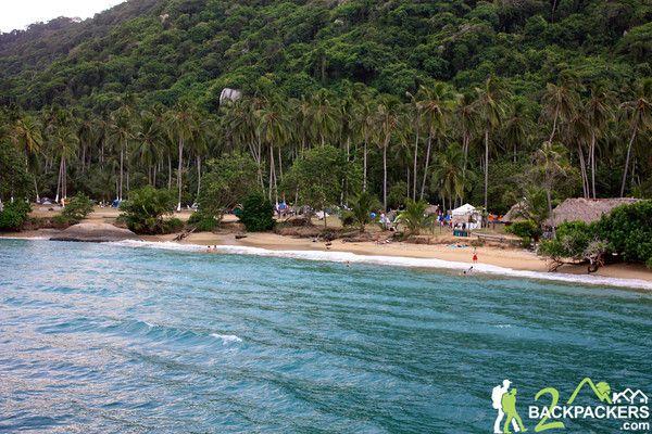 Tayrona beaches