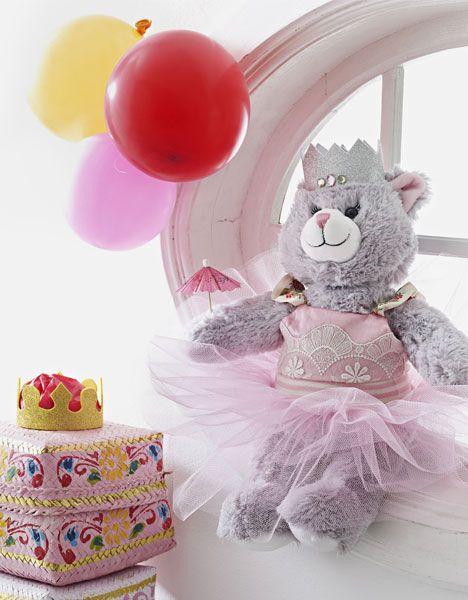 Flot Build-a-Bear prinsesse Prinsessekostume til build-a-bear Fastelavn
