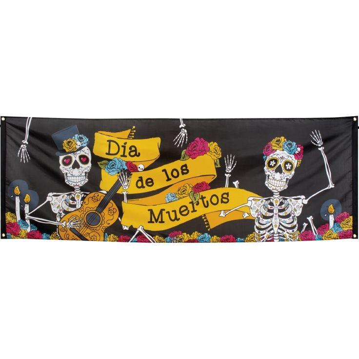 Stor Day of the Dead banner | Festmagasinet Standard