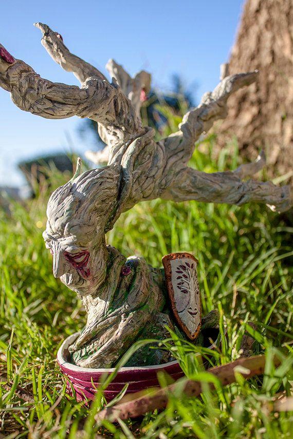 The Laughing Tree Game of Thrones Exclusive Sculpt by 99Tricks / El Arbol Sonriente, Juego de Tronos Escultura Exclusiva por 99 Tricks / CLICK to MORE PICS