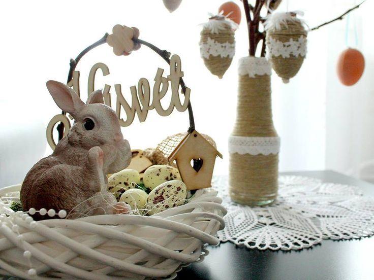 Kreatív ötletek húsvéti dekorációhoz, tojásdíszítéshez | Életszépítők